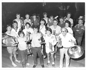 Nambour band contest Oct 1985